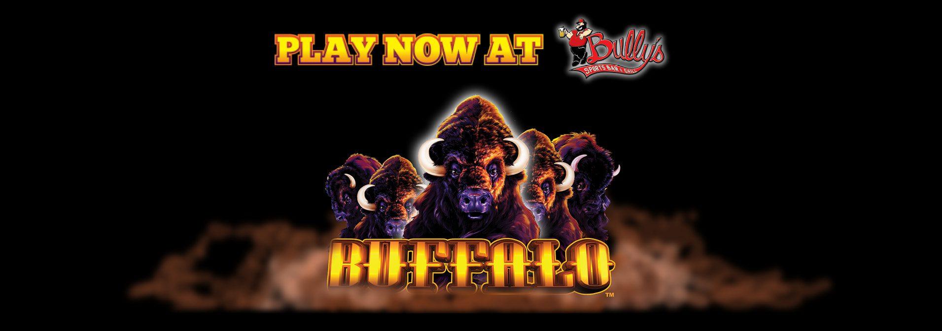 buffalo slots slots