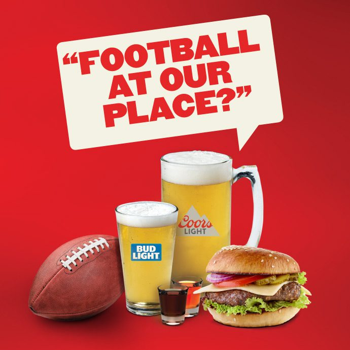 Watch Football. Win Prizes.