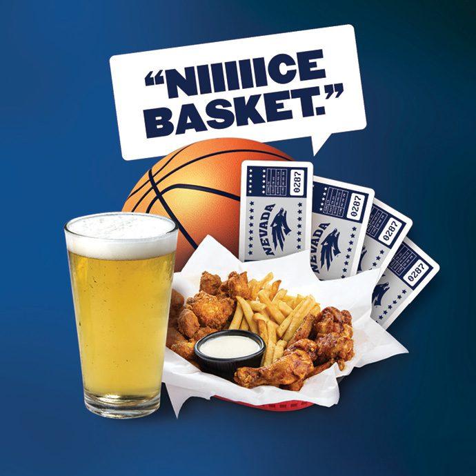Basketball Specials