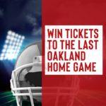 win oakland trip